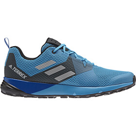 adidas TERREX Two Shoes Herren shock cyan/gretwo/core black